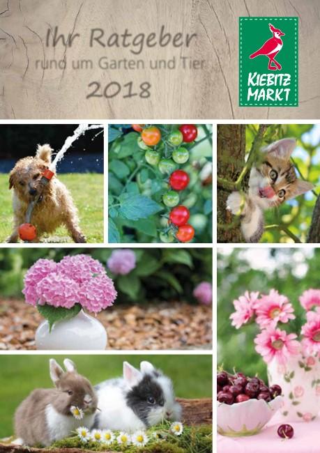 Garten and Tier/ Katalog 2018