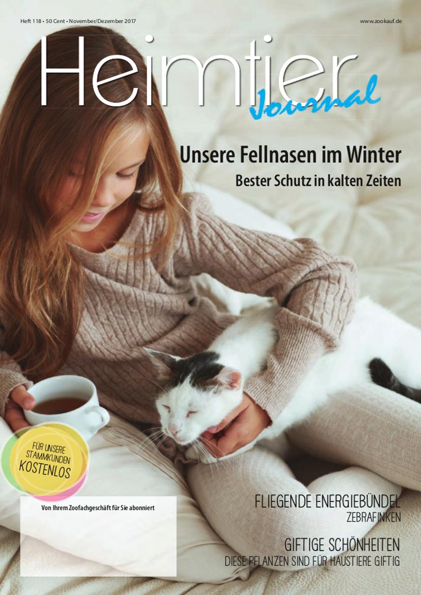 Heimtier-Journal Ausgabe 118