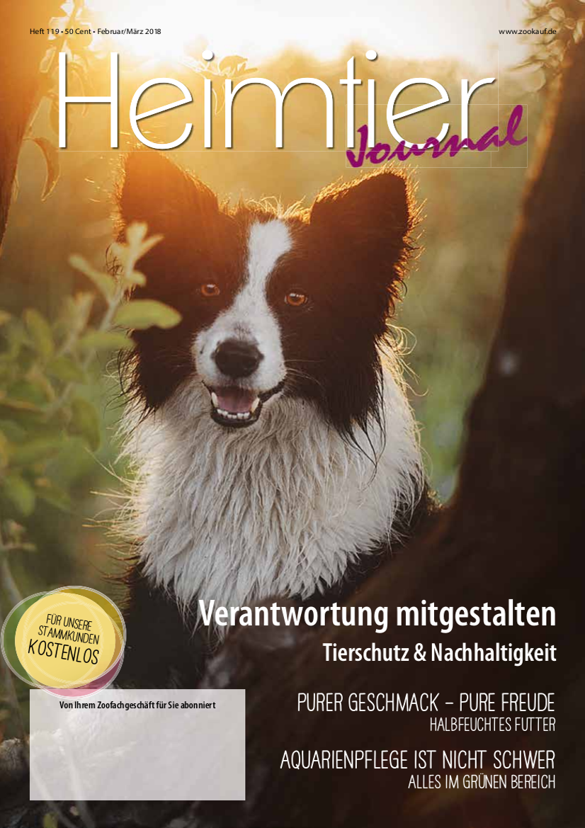 Heimtier-Journal Ausgabe 119