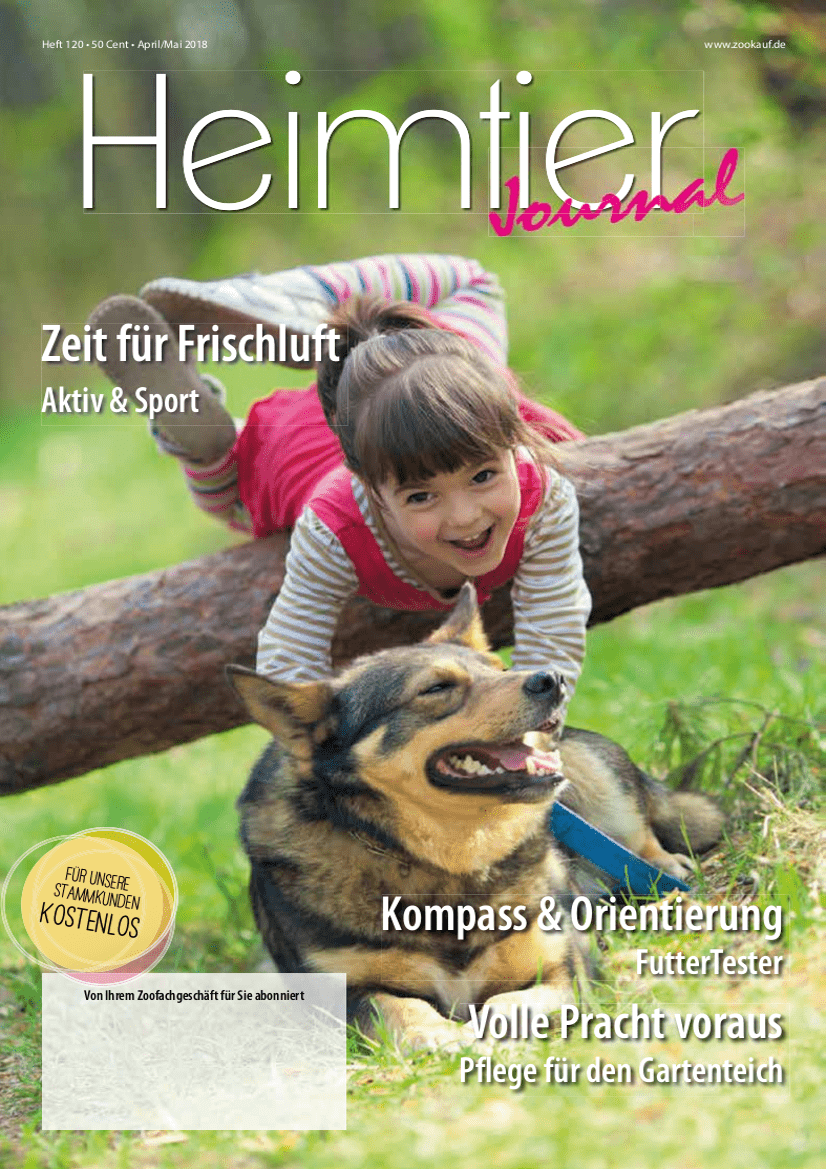 Heimtier-Journal Ausgabe 120