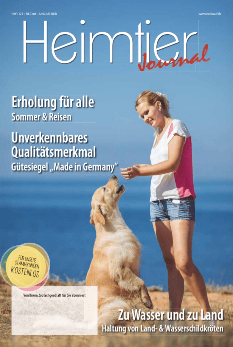 Heimtier-Journal Ausgabe 121