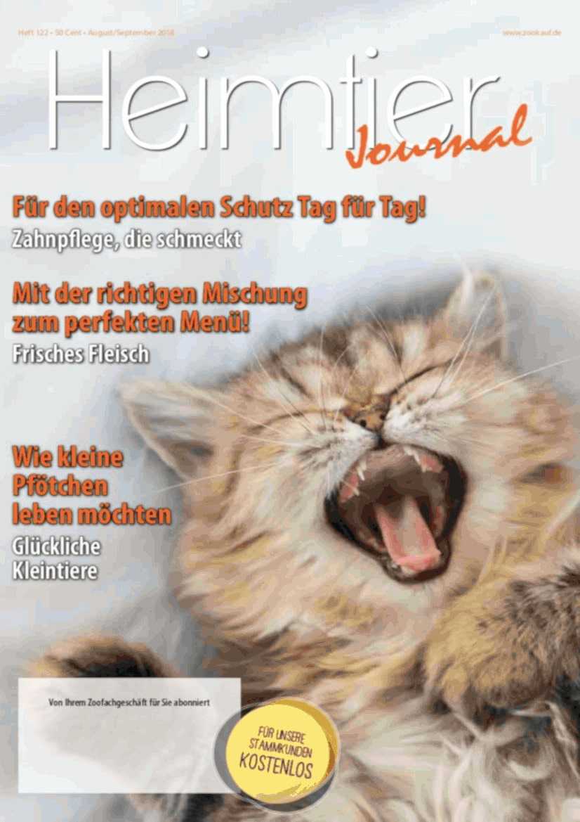 Heimtier-Journal Ausgabe 122