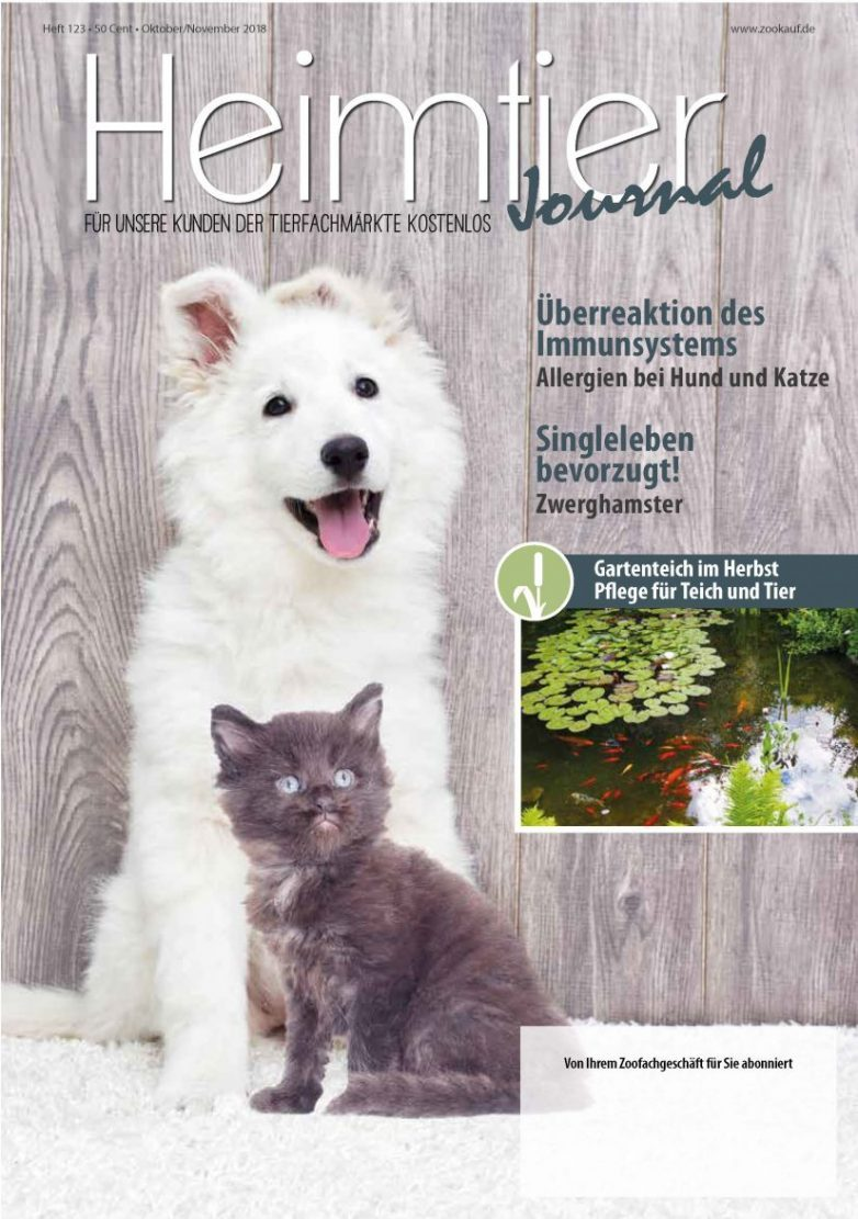 Heimtier-Journal Ausgabe 123